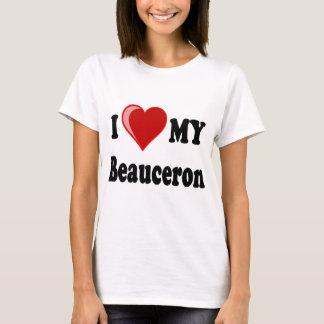 Jag älskar min Beauceron hund Tröja