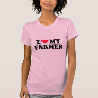 Jag älskar min bonde t-shirts
