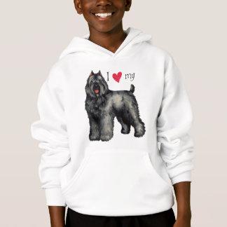Jag älskar min Bouvier T Shirt