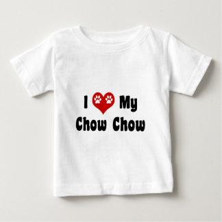 Jag älskar min ChowChow T-shirt