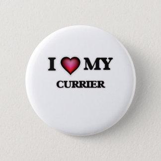 Jag älskar min Currier Standard Knapp Rund 5.7 Cm