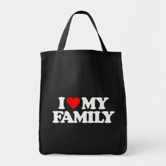 JAG ÄLSKAR MIN FAMILJ KASSE