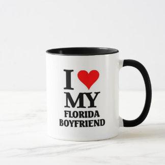 Jag älskar min Florida pojkvän Mugg