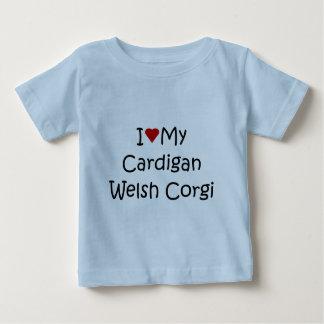 Jag älskar min för Corgihund älskare för koftan Tee