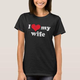 Jag älskar min fru t shirt