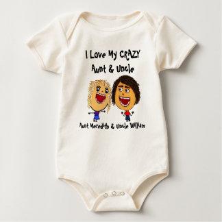 Jag älskar min galna moster och Uncle Tecknad Creeper