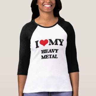 Jag älskar min HEAVY METAL Tröja