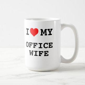 Jag älskar min kontorsfru