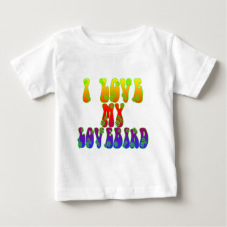 Jag älskar min Lovebird T Shirts
