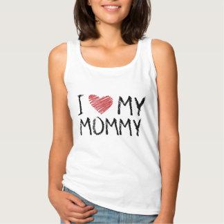 Jag älskar min mammor linne