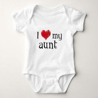 Jag älskar min moster t shirt