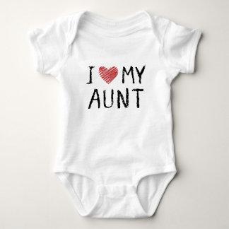 Jag älskar min moster t-shirt