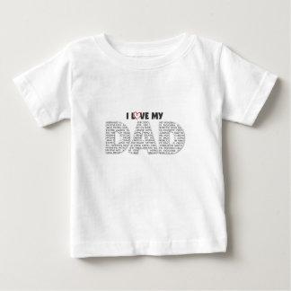 Jag älskar min pappa t-shirt