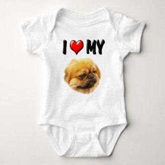 Jag älskar min Pekingese Tee Shirt