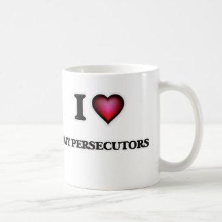 Jag älskar min Persecutors Kaffemugg