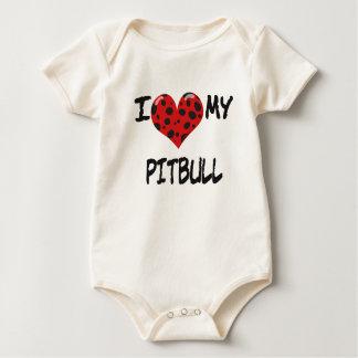 Jag älskar min Pitbull Body
