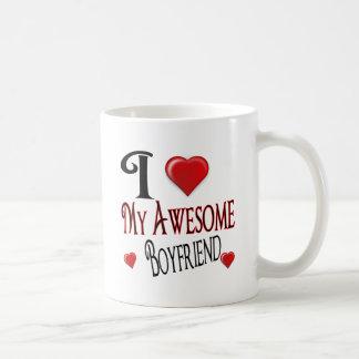 Jag älskar min populära helgdaggåva för pojkvännen kaffemugg