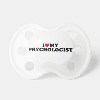 Jag älskar min psykolog napp