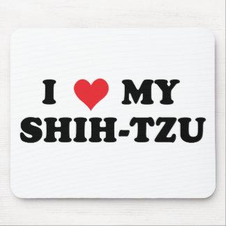 Jag älskar min Shih Tzu Musmatta