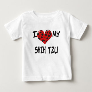 Jag älskar min Shih Tzu T Shirts