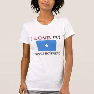 Jag älskar min somaliska pojkvän tee shirts