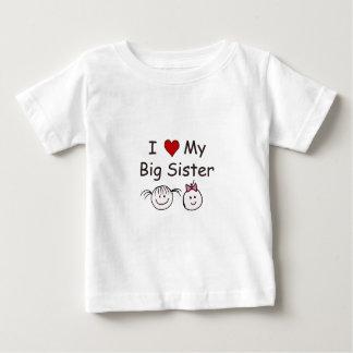 Jag älskar min storasyster! tee