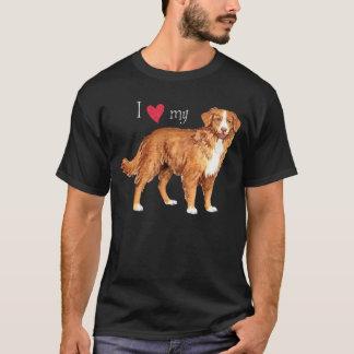 Jag älskar min Toller Tee Shirts