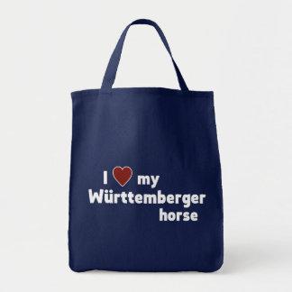 Jag älskar min toto för det Württemberger Tygkasse