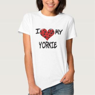 Jag älskar min Yorkie Tee