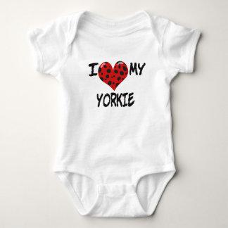 Jag älskar min Yorkie Tröjor
