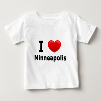 Jag älskar Minneapolis T Shirt
