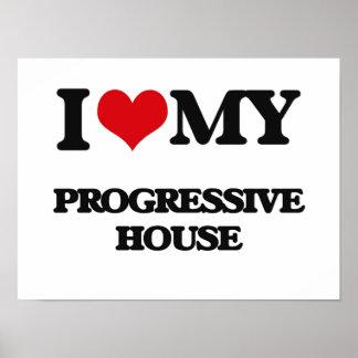 Jag älskar mitt PROGRESSIVA HUS