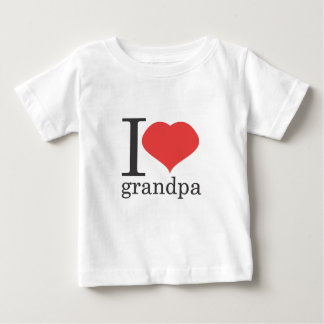 jag älskar morfar tee shirts