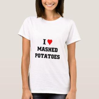 Jag älskar mosade potatisar tröjor