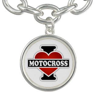 Jag älskar Motocross Armband