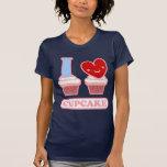 Jag älskar muffinT-tröja