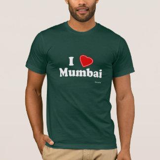 Jag älskar Mumbai Tee Shirt