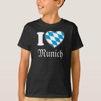 Jag älskar Munich - Oktoberfest-Skjortan för Tröja