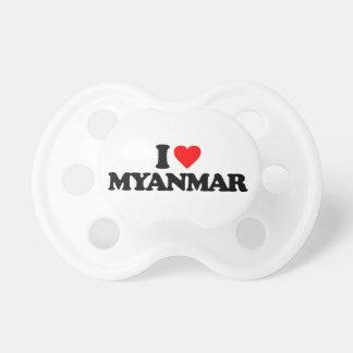 JAG ÄLSKAR MYANMAR BABY NAPPAR