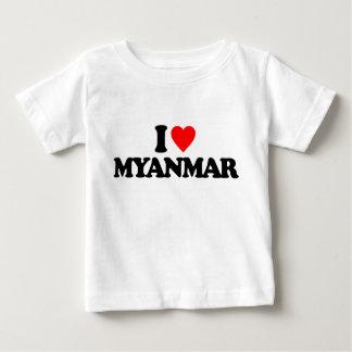 JAG ÄLSKAR MYANMAR T SHIRT