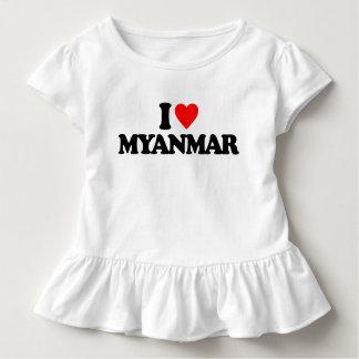 JAG ÄLSKAR MYANMAR T-SHIRT