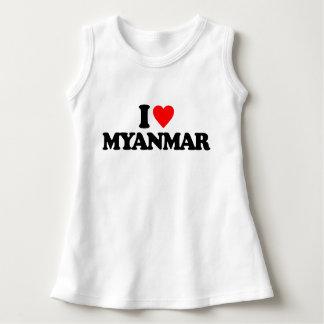 JAG ÄLSKAR MYANMAR T-SHIRTS