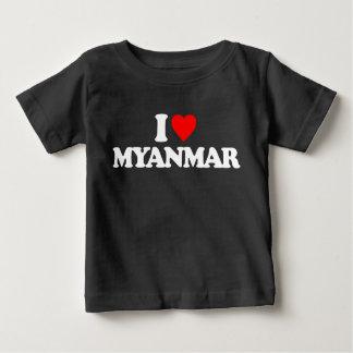 JAG ÄLSKAR MYANMAR TEE