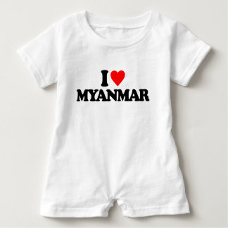 JAG ÄLSKAR MYANMAR TEE SHIRT