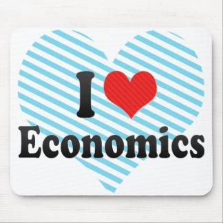 Jag älskar nationalekonomi musmattor
