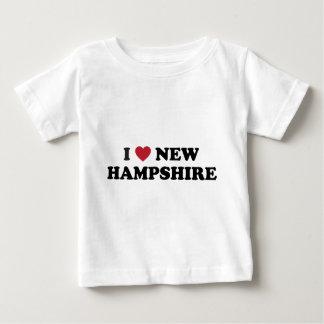 Jag älskar New Hampshire T Shirts