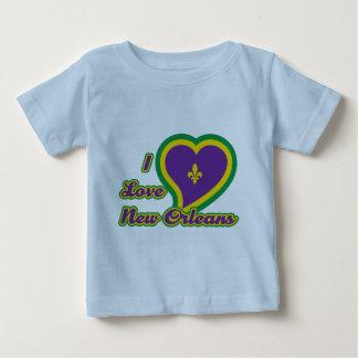 Jag älskar New Orleans T-shirts