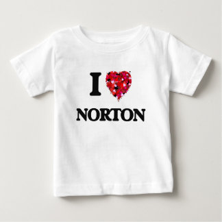 Jag älskar Norton T-shirt