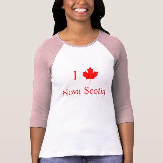 Jag älskar Nova Scotia Tröjor