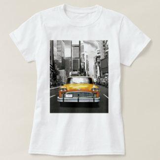 Jag älskar NYC - den New York taxin T-shirts
